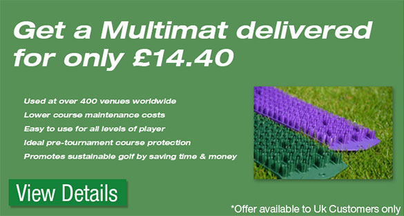 Winter Fairway Mat - Multimat