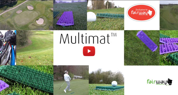 Golf Course Protector - Multimat