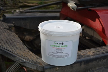 80 grit lapping paste for mowers