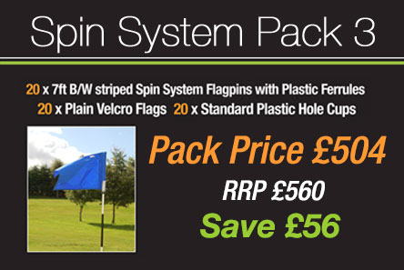 Spin System Pack 3 Offer