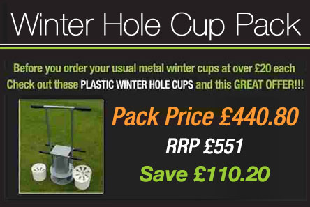 Winter Hole Cup Pack Offer
