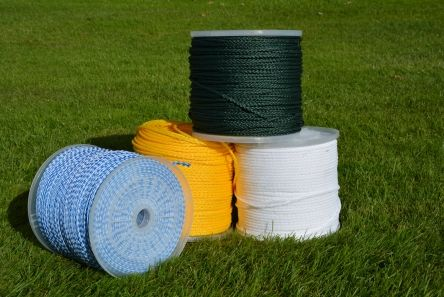 braided rope for golf course