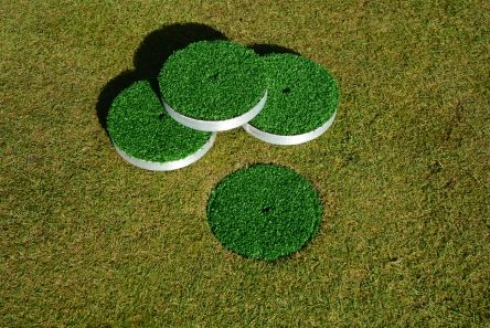 6 Quot Winter Alloy Cup Cover With Grass Hole Cups