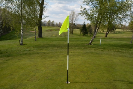 Golf Flag Pins Hole Placement Markers