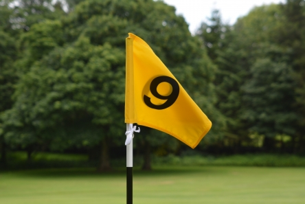 Footgolf Numbered flag set619