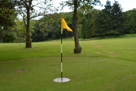 Footgolf Flagpole618