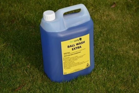 golf ballwasher cleaning solution