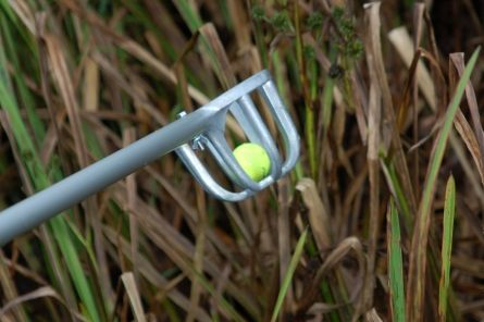 golf course ball scoop alloy head