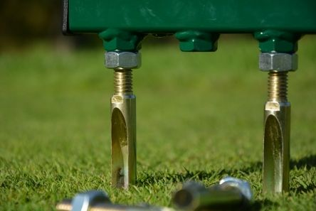 hollow tines