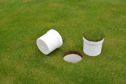invisible icup hole cup cover