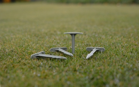 Biodegradeable Turf Anchors