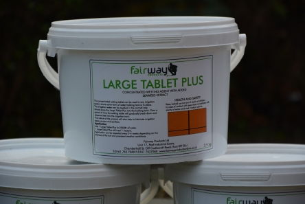 mega wetting agent tablets for irrigation tanks