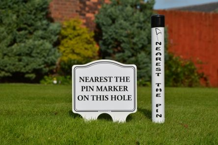 Longest Drive & Nearest The Pin Tubes