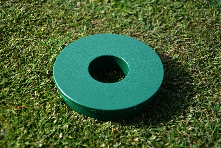no touch hole cup cover