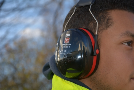 peltor ear defenders