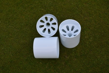 plastic putting green hole cup