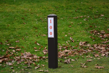 Yardage Post (Large)590