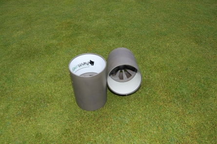 regulation aluminium golf hole cup