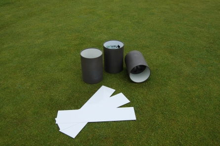 replacement white liners for golf hole cup