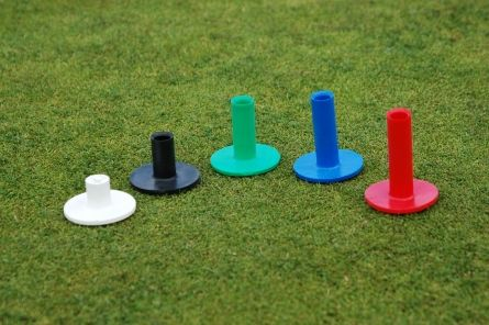 rubber tees for golf