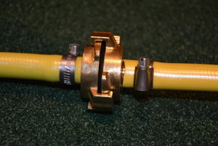 snap couplings for hose pipe