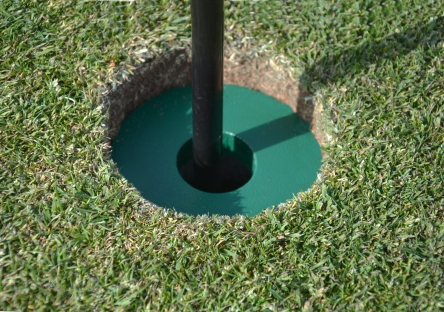 stay safe golf hole cup cover