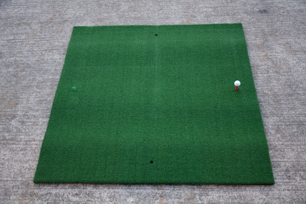 tee mat for golf course