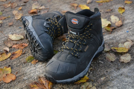 Super Safety Hiker Boots