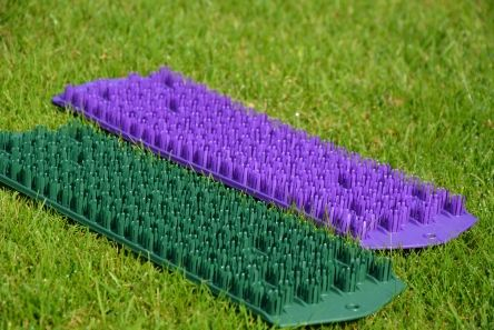 winter golf mat
